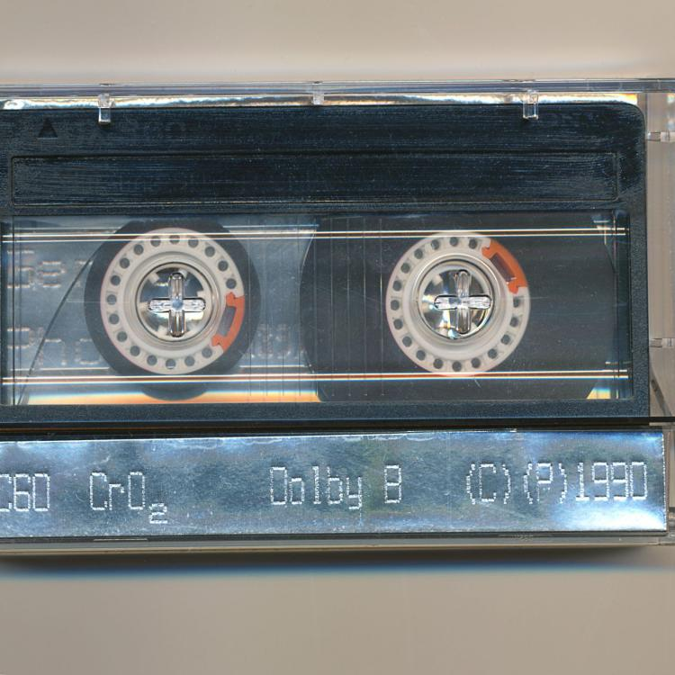 G.E.R.B.E.R '85-'89 (cassette in case with cover)